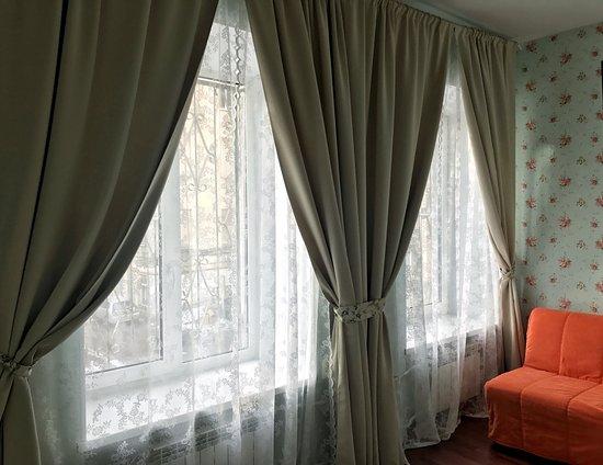 Bon-Appart: Двухместный номер с большой кроватью и собственным санузлом