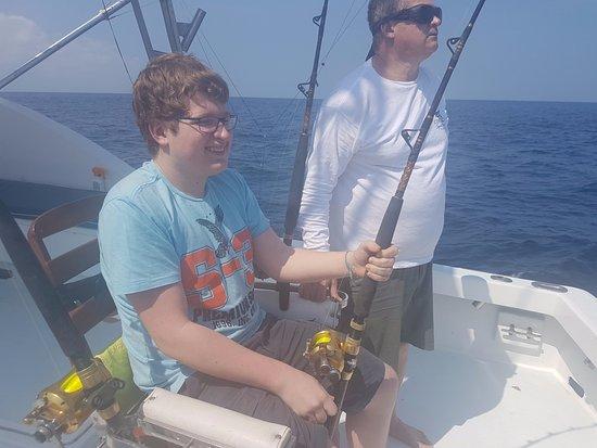BluePearl Sportfishing: A nous les poissons!!!