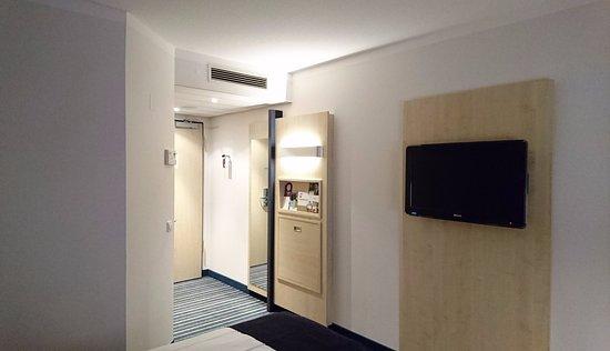 Mercure Hotel Stuttgart City Center: Mercure Stuttgart City Center - Chambre Privilège 423