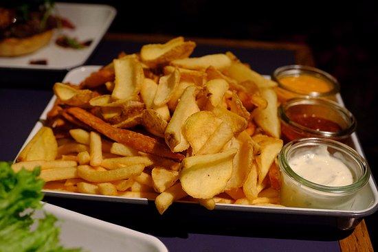 Bob & Mary - one pounD fresh fries