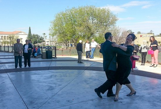Chandler Center for the Arts: Dancing in the Open