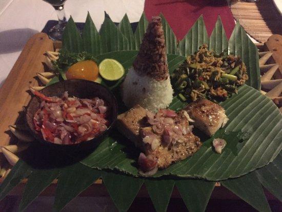 Lezat Beach Restaurant Photo