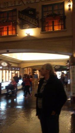 Paris Las Vegas: dentro del hotel