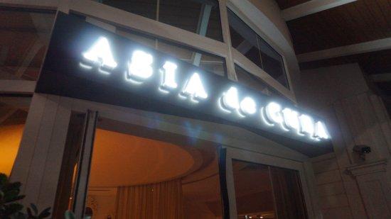 Asia de Cuba: Great restaurant - part of the St. Regis