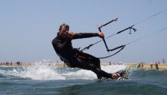 Kitesurfing Club Mallorca: kiteboarding riding Mallorca kite courses May 2016