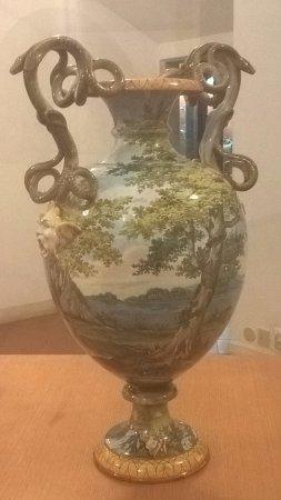 Museo Nazionale di Ravenna: ceramica