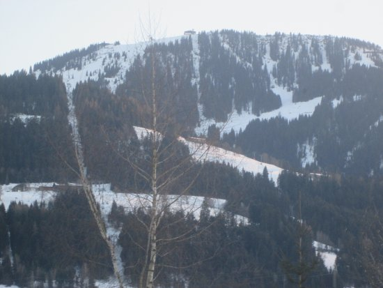 Hotel Kaiser in Tirol: Ski runs from the hotel