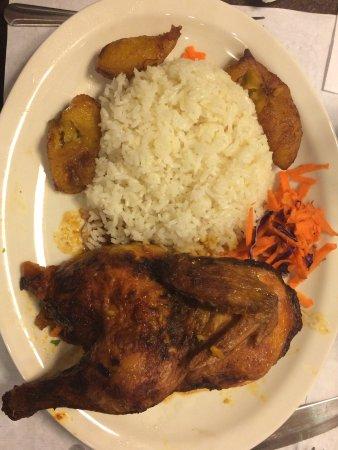 Metropol: блюдо из курицы