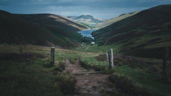 Patrice Mestari Photography: Typical Scottish Landscape