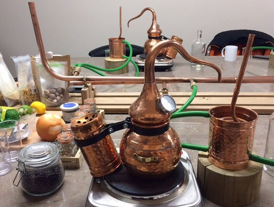 Nelsons Gin Distillery & Gin School