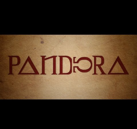 Pandora Emotional Cafe: PANDORA LOGO