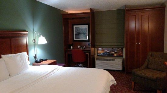 Princeton, WV: King room 526