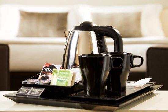 Sercotel Amister Art Hotel: Detalle kettle