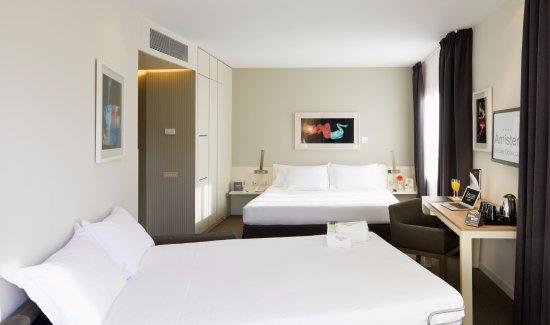 Sercotel Amister Art Hotel: Habitación Superior en modo familiar
