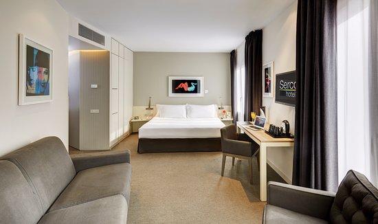 Sercotel Amister Art Hotel: Habitación Superior