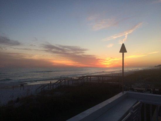 Beach Walk at Henderson Park Inn: Enjoy amazing sunsets