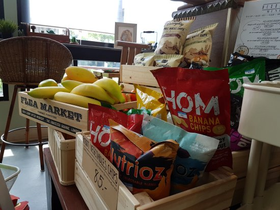 Coco Mango: healthy snacks that selected for you