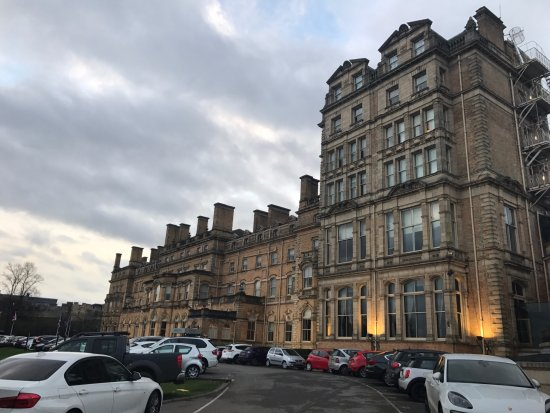 The Principal York: Hotel building