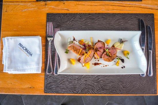 PANORAMA Restaurant, Bar & Lounge: Duck Breast