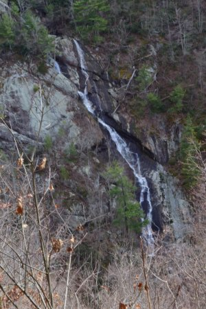 Roanoke, VA: the waterfall