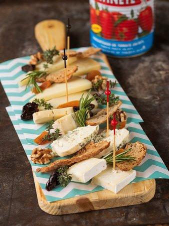 Tablas de queso by Casa Pescado