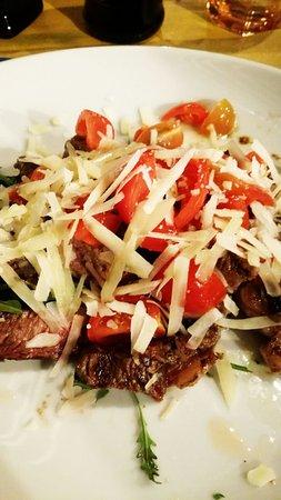 WIP Burger & Pizza: Tagliata di carne