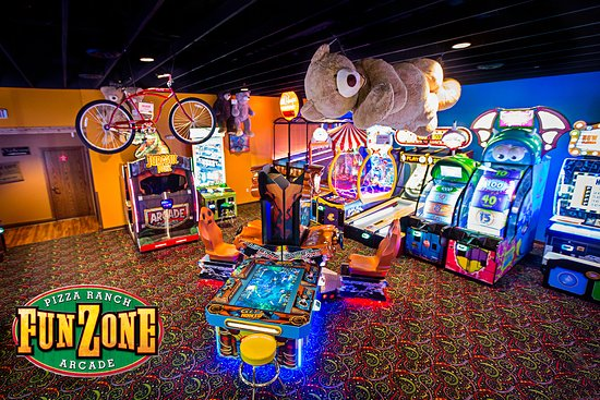 Pizza Ranch & FunZone Arcade: Fun Zone Arcade