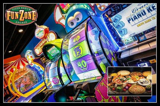 Butte, MT: Fun Zone Arcade