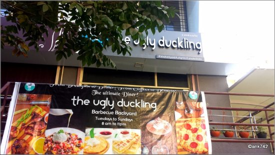 The Ugly Duckling: Ugly Duckling