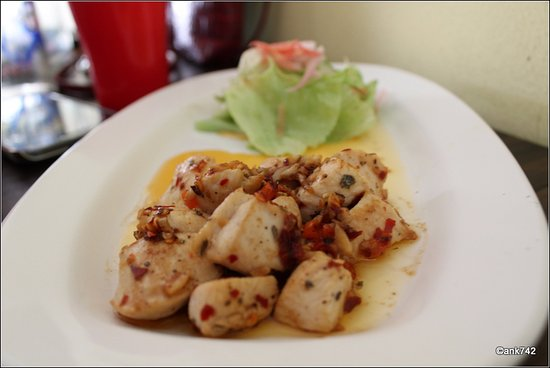 The Ugly Duckling: Chicken ala placha