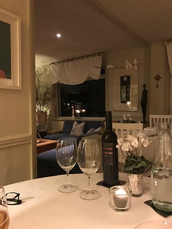Rosevine, UK: Driftwood Restaurant