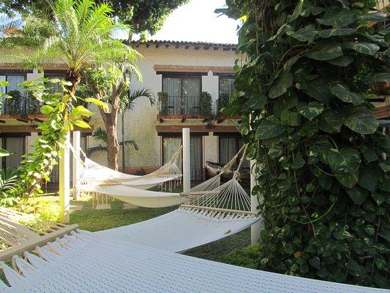 Hacienda Buenaventura Hotel & Mexican Charm All Inclusive: Area de relajacion!