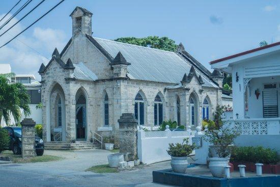 Carson's Taxi & Tour Service: Small church