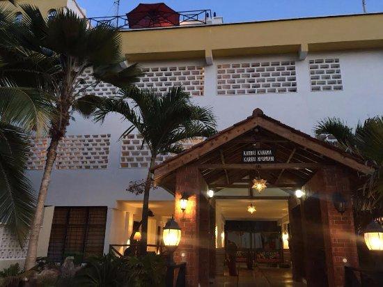 Balcony - Picture of Kahama Hotel Mombasa, Bamburi - Tripadvisor