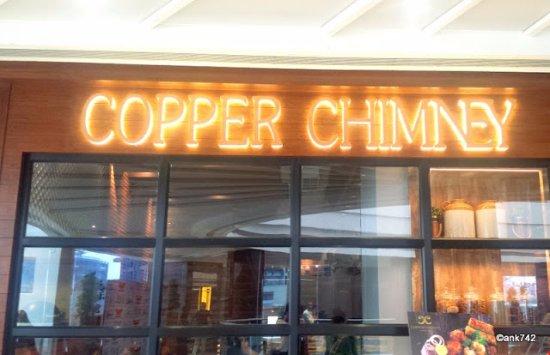 Copper Chimney