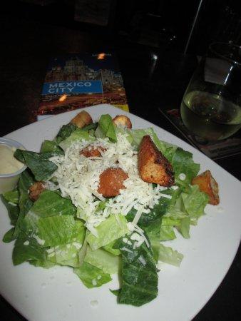 Modesto, CA: Caesar Salad - a great starter!