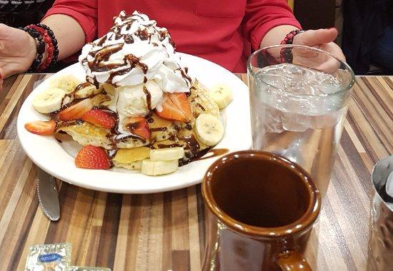 Andrew's Coffee Shop: Pancakes
