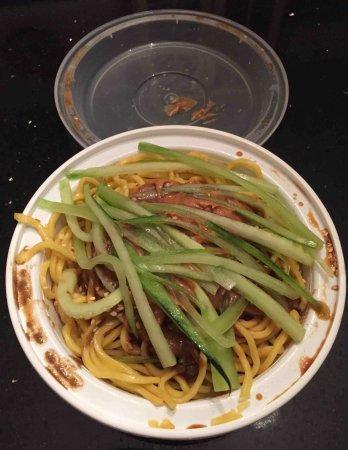 Lawrenceville, NJ: Cold Sesame Noodles