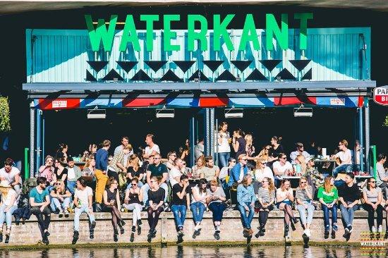 waterkant, amsterdam - centrum - restaurant avis, numéro de