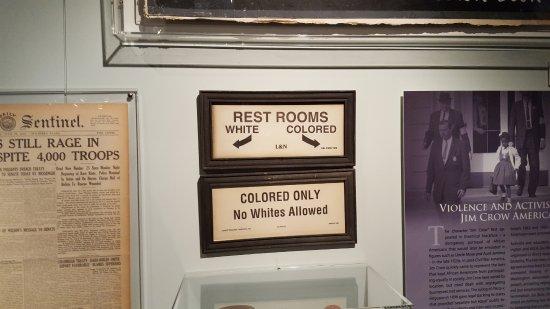 DuSable Museum of African American History: symbole de la ségrégation des noirs aux USA