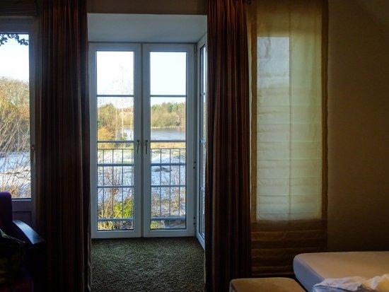 Ringhotel Koehlers Forsthaus: Zimmer mit Aussicht