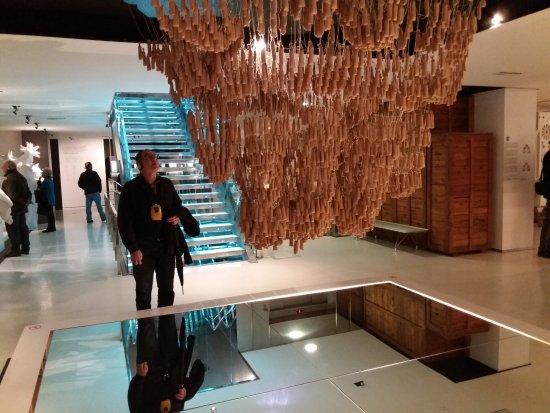 Gaudi Centre Reus Photo