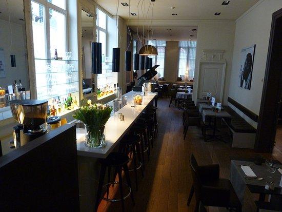 "Hotel Navarra Brugge: Bar ""The duke"""