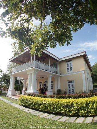 Botanica Mansion: Mansion
