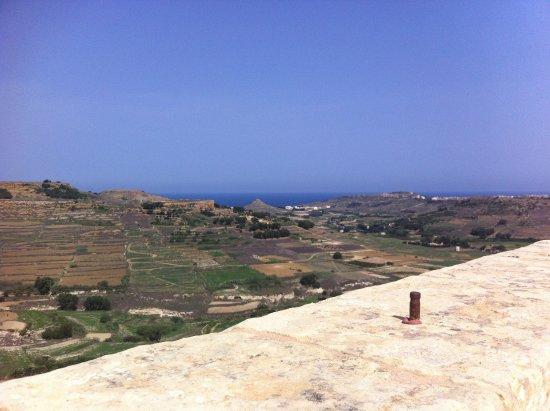 Victoria, Malta: vue