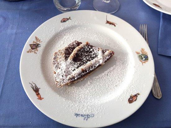 da Alceste al Buon Gusto: Crostata