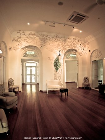 Botanica Mansion: Common Area in Mansion