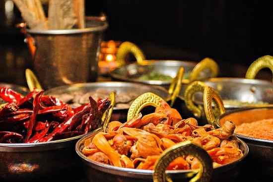 Royal India Restaurant: Artysryczne