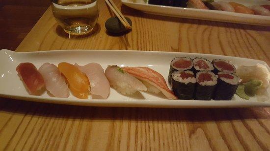 Nobu: Assorted Sushi