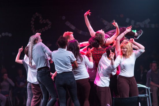 Chickenshed Theatre: Youth Theatre - Feel the Love